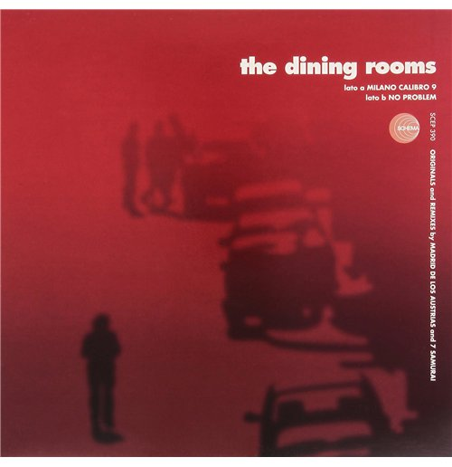"Vynil Dining Rooms (The) - Milano Calibro 9/no Problem (12"")"