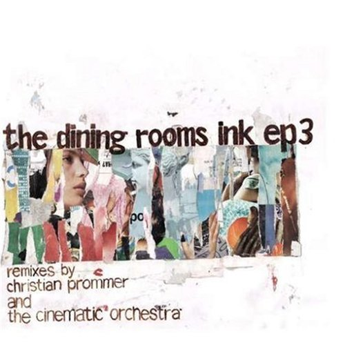 "Vynil Dining Rooms (The) - Ink Ep3 - Fatale / Remix By Prommer- Cinematic Orchestra (12"")"