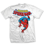 Marvel Superheroes T-shirt 210319
