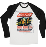 Mötley Crüe Long sleeves T-shirt 210428