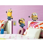 Despicable me - Minions Wall Stickers 210495