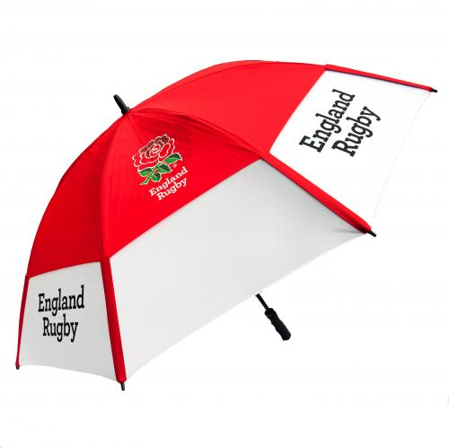 England R.F.U. Golf Umbrella Double Canopy
