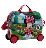 Minnie Hard Ride on Trolley case