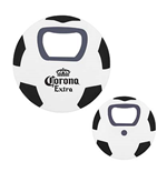 Corona Soccer Ball Bottle Opener