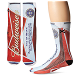 Men's Cotton BUDWEISER King Of Beers Socks