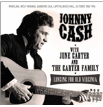 Vynil Johnny Cash - Longing For Old Virginia (2 Lp)