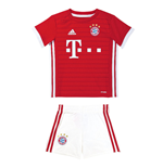 2016-2017 Bayern Munich Adidas Home Baby Kit