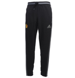 2016-2017 Belgium Adidas Training Pants (Black)
