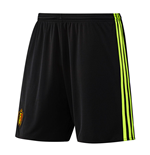 2016-2017 Belgium Home Adidas Football Shorts (Kids)