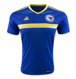 2016-2017 Bosnia Herzegovina Home Adidas Football Shirt (Kids)