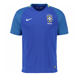2016-2017 Brazil Away Nike Football Shirt (Kids)