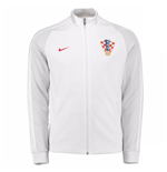2016-2017 Croatia Nike Authentic N98 Track Jacket (White)