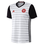 2016-2017 Denmark Away Adidas Football Shirt (Kids)