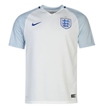 2016-2017 England Home Nike Football Shirt