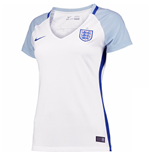 2016-2017 England Home Nike Womens Shirt