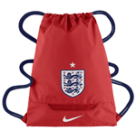 2016-2017 England Nike Allegiance Gym Sack (Red)