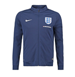 2016-2017 England Nike Revolution Knit Jacket (Navy)