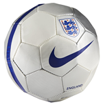 2016-2017 England Nike Skills Football (White)