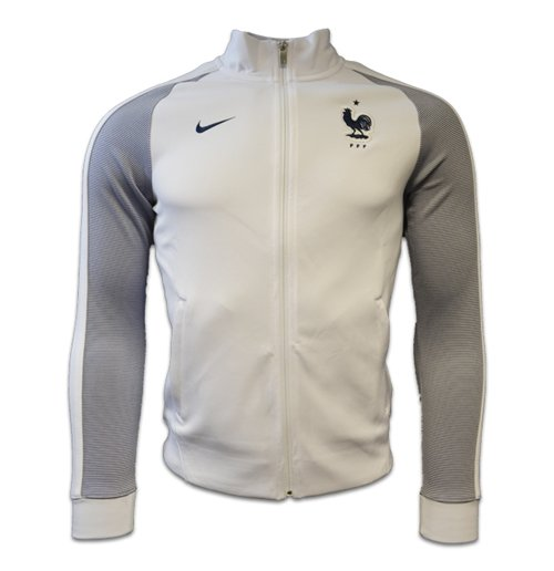 caf189deb4 Buy 2016-2017 France Nike Authentic N98 Jacket (White) - Womens