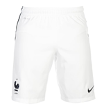 2016-2017 France Nike Away Shorts (White)