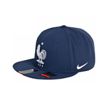 2016-2017 France Nike Core Cap (Navy)