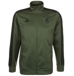 2016-2017 Germany Adidas 3S Track Top (Green)