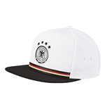 2016-2017 Germany Adidas Legacy Cap (White)
