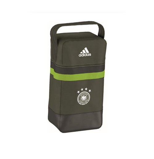 ac5f1a7b27 Buy Official 2016-2017 Germany Adidas Shoe Bag (Base Green)