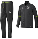 2016-2017 Germany Adidas Training Suit (Grey)