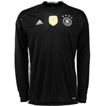 2016-2017 Germany Home Adidas Goalkeeper Shirt (Kids)
