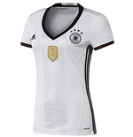 2016-2017 Germany Home Adidas Womens Shirt