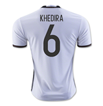 2016-2017 Germany Home Shirt (Khedira 6) - Kids