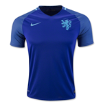 2016-2017 Holland Away Nike Football Shirt