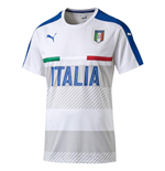 2016-2017 Italy Puma Training Jersey (White)