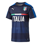 2016-2017 Italy Puma Training Jersey (Navy)