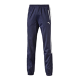 2016-2017 Italy Puma Stadium Pants (Navy)