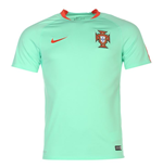 2016-2017 Portugal Nike Training Shirt (Green Glow) - Kids