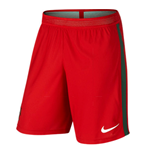 2016-2017 Portugal Nike Home Match Shorts (Red)