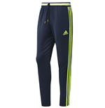 2016-2017 Sweden Adidas Training Pants (Navy)