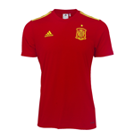 2016-2017 Spain Home Adidas Fan Shirt