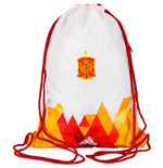 2016-2017 Spain Adidas Legacy Gym Bag (White)