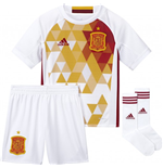 2016-2017 Spain Away Adidas Mini Kit