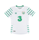 2016-2017 Ireland Away Umbro Football Shirt