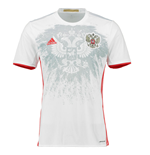 2016-2017 Russia Away Adidas Football Shirt (Kids)