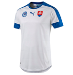 2016-2017 Slovakia Home Puma Football Shirt (Kids)