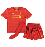 2016-2017 Liverpool Home Little Boys Mini Kit