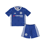 2016-2017 Chelsea Adidas Home Little Boys Mini Kit