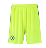 2016-2017 Chelsea Adidas Goalkeeper Shorts (Solar Yellow)