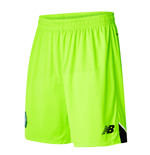 2016-2017 Celtic Home Goalkeeper Shorts (Toxic)