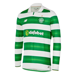2016-2017 Celtic Home Long Sleeve Shirt